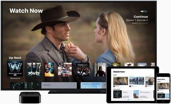 애플 iOS 10.2 버전에 새롭게 추가된 'TV앱'(사진=애플)