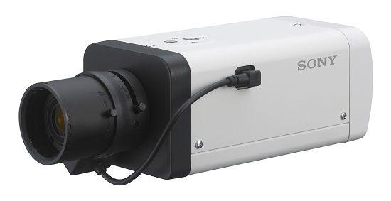소니 V시리즈 'SNC-VB640' 제품(사진=소니코리아)