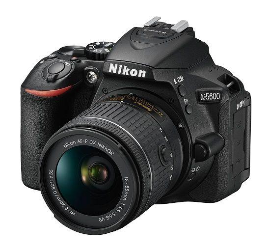 니콘 DSLR 카메라 'D5600'.(사진=니콘)