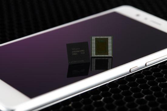 SK하이닉스가 8GB LPDDR4X 모바일 D램 (사진=SK하이닉스)
