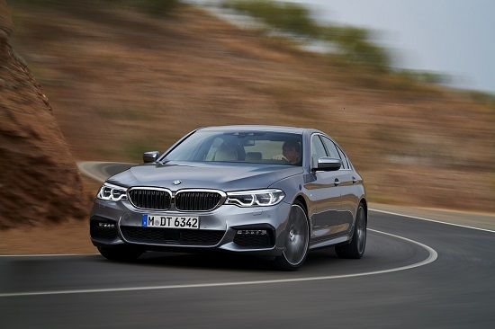 BMW 신형 5시리즈(사진=BMW 코리아)