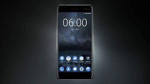 노키아가 중국에서 출시할 예정인 스마트폰 '노키아6' (사진=노키아)