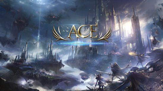 게임빌의 신작 'A.C.E'.