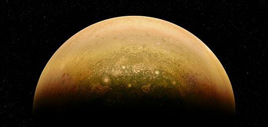많은 위성을 거느리고 있어 '작은 태양계'라고 불리는 목성에 위성이 추가로 발견됐다. (사진=NASA)