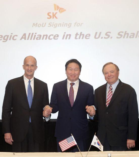SK, 美 본토 자원 공동개발해 제3국에 수출