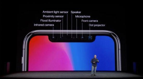 페이스ID는 트루뎁스 카메라 시스템과 터치ID에서처럼 생체인식 정보를 SE라는 기기 내에 안전한 곳에 저장하는 방식을 썼다.