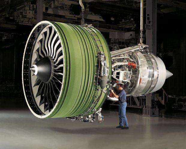 항공우주 산업에서 3D프린팅 기술 존재감이 갈수록 커지고 있다. 세계 주요 항공 제조사들이 연이어 3D프린팅 기업과 손잡고 항공기 부품 생산과 소재 개발에 뛰어들고 있다.(사진=제너럴일렉트릭)