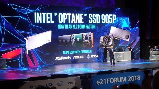 인텔이 일반 데스크톱PC용 옵테인 SSD 생산을 중단한다. (사진=지디넷코리아)