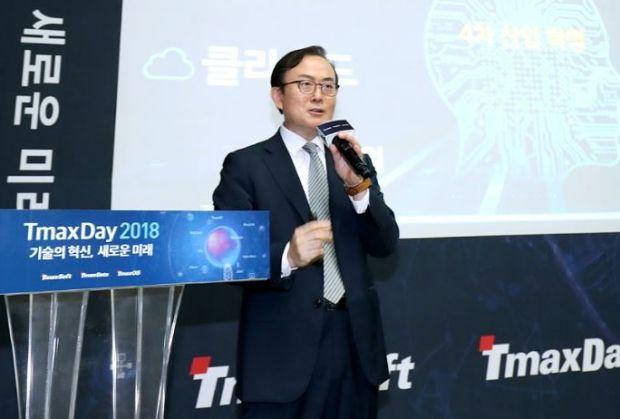존 윤 티맥스 글로벌 CTO