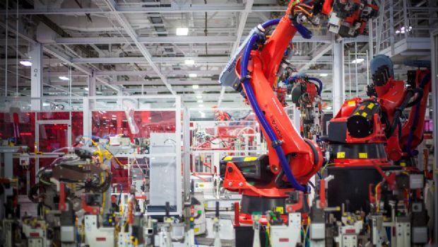 포르투갈에 본사를 둔 로봇 스타트업 모브아이는 6일(현지시간) 지능형 협동로봇용 로봇 운영체제 개발에 필요한 투자금 300만 달러를 유치했다고 밝혔다.(사진=씨넷)
