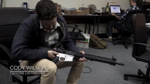 총기 3D프린팅 파일 공유, 미국서 합법화
