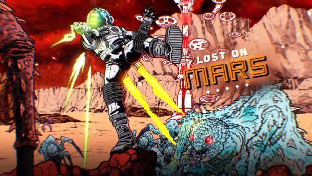 인트라게임즈 '파크라이5', 화성 배경 DLC 출시