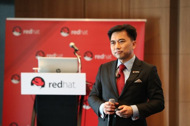 데미안 웡 레드햇 아시아 그로스이머징마켓 총괄부사장