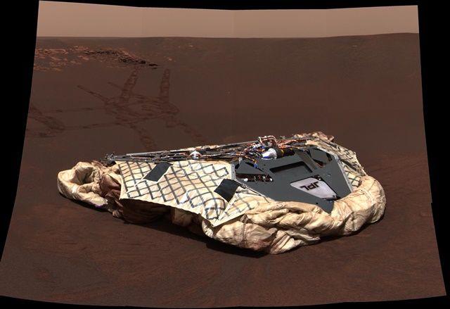사진= NASA / JPL-Caltech / 코넬대학