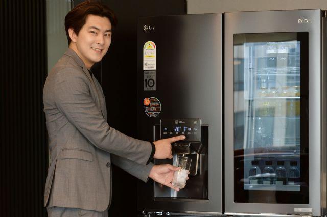 LG전자, '디오스 얼음정수기냉장고' 출시…셀프케어 기능 탑재