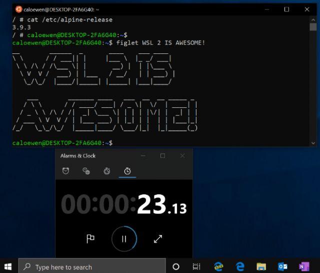 MS, 윈도10에 리눅스 커널 기반 'WSL2' 탑재 시험판 배포