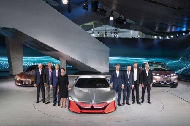 """BMW, 2023년까지 전기화 모델 25종 출시..""""E-모빌리티가 미래"""""""