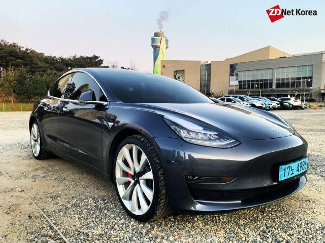 Tesla Model 3 보조금 대폭 삭감… 정부, 올해 보조금 지급 계획 확정