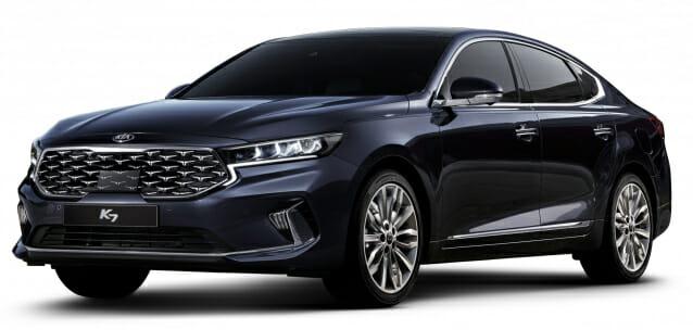 기아자동차 2021년형 K7(사진=기아차)