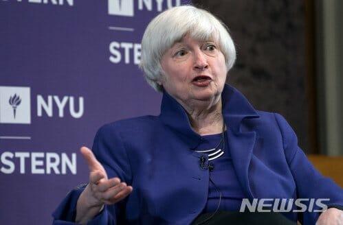 """미국 재무 장관 후보자 """"나는 암호 화폐 사용을 줄일 것입니다"""""""