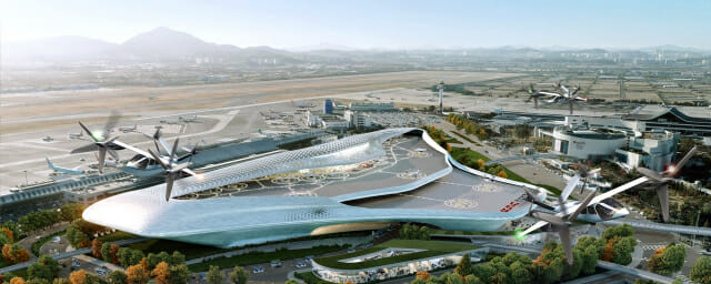 SKT, '플라잉 카'드림 팀 결성 … 2025 년 UAM 상용화