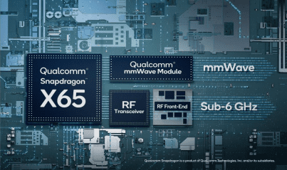 Qualcomm, 4 세대 'Snapdragon X65 5G 모뎀'공개
