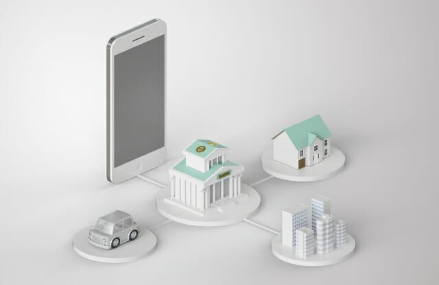 송금, 문의 및 대출로 인해 은행 창구보다 디지털 사용이 증가했습니다.