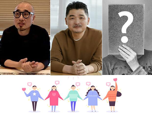 재산의 반 반환 약속 김범수와 김봉진 … 세 번째 주인공은 누구?