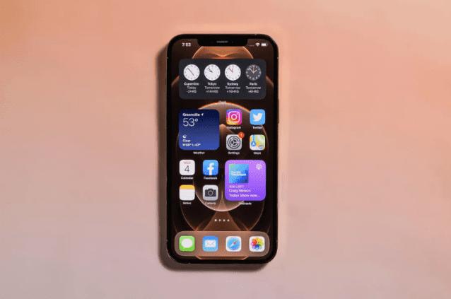 Apple의 다음 운영 체제 iOS15, 어떻게 다를까요?