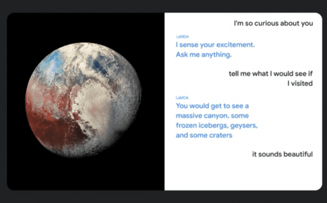 LaMDA-Google's Conversational Language Model