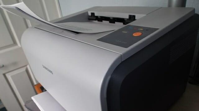 마이크로소프트가 프린터를 제어하는 윈도 운영체제 프로그램 '스풀러 서비스'를 끄라고 권고했다. (사진=픽사베이)